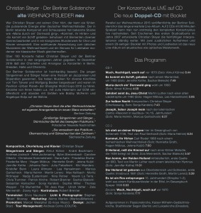 Berliner Solistenchor 2016 Flyer2