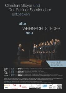 Berliner Solistenchor 2016 Plakat